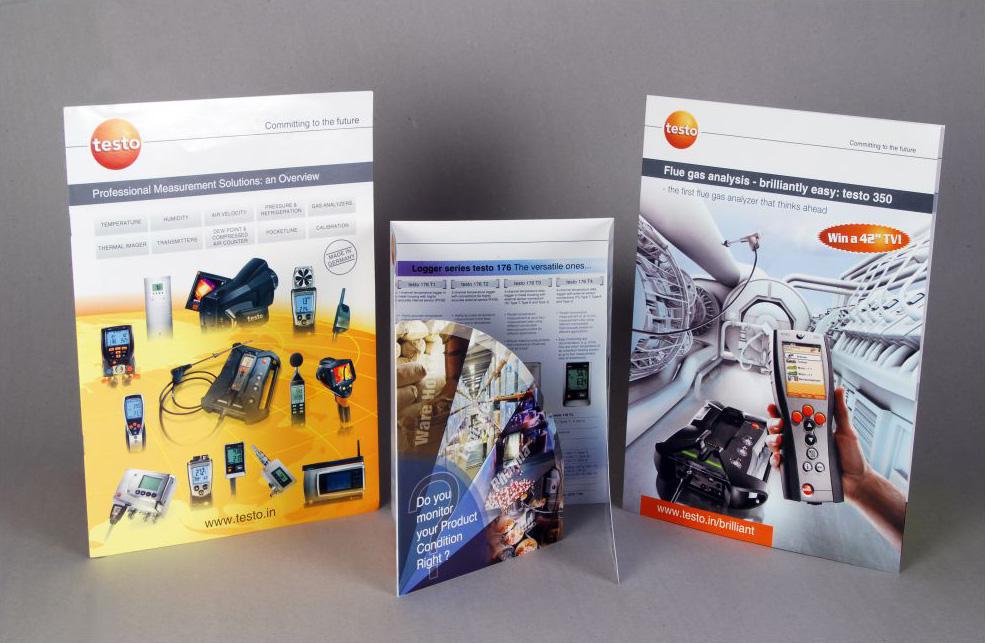 Brochure Design - Testo
