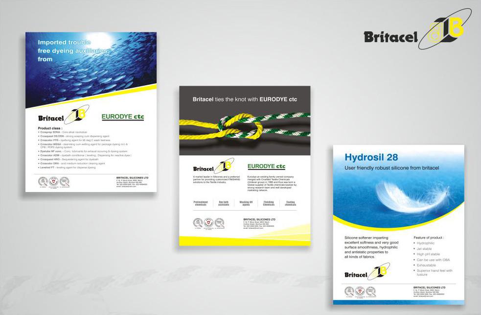 Poster Design - Britacel