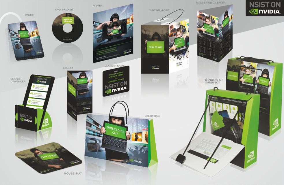 Marketing Kit - NVIDIA