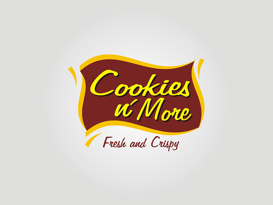 Logo Design - Cookies n More