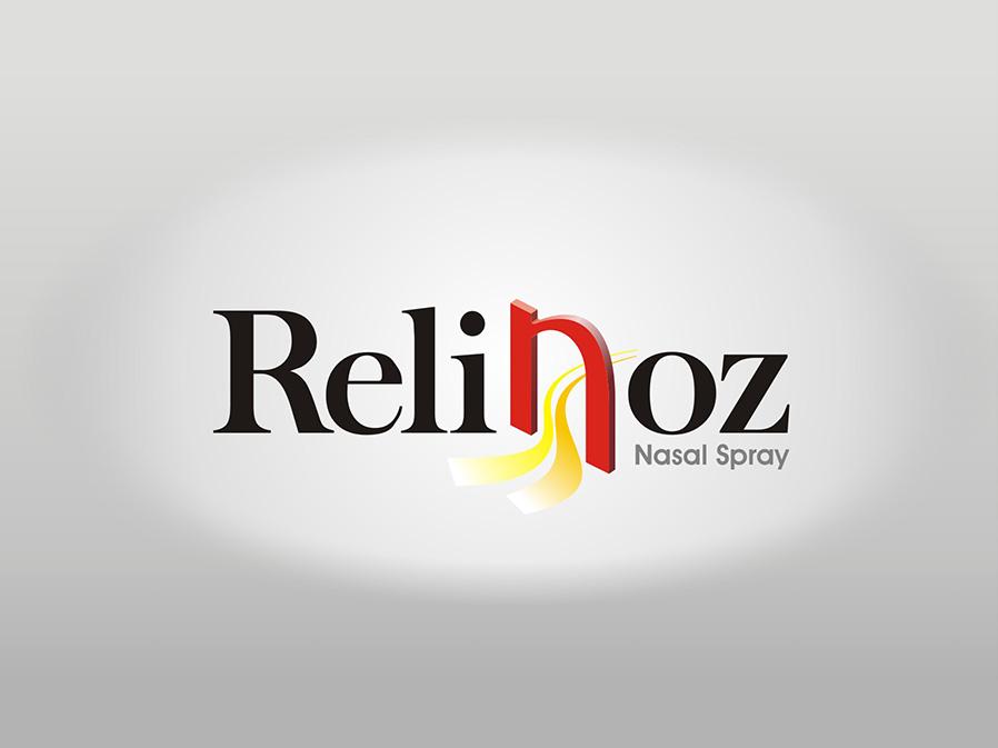 Logo Design - Relinoz Nasal Spray