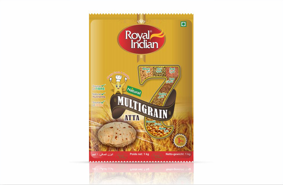 Packaging - Royal Indian